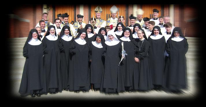 Benedictine+nuns