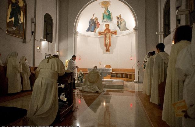 Pope FrancisCamaldolesemonastery