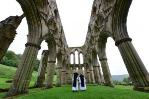 rievaulx-monks
